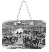 Civil War: Potomac Bridge Weekender Tote Bag