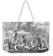 Civil War: Potomac River Weekender Tote Bag
