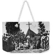 Civil War: Religion Weekender Tote Bag
