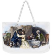 Civil War: Returning Home Weekender Tote Bag