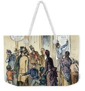 Civil War Telegraph Office Weekender Tote Bag
