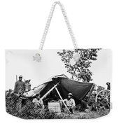 Civil War: Telegraphers, 1864 Weekender Tote Bag