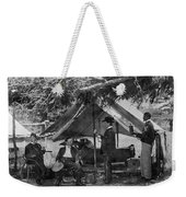 Civil War: Union Camp Weekender Tote Bag