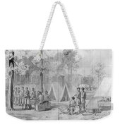 Civil War: Voting, 1864 Weekender Tote Bag
