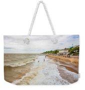 Clacton Beach Weekender Tote Bag