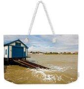 Clacton Lifeboat House Weekender Tote Bag