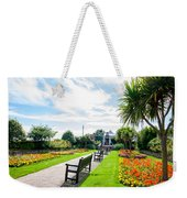 Clacton Pleasure Garden Weekender Tote Bag