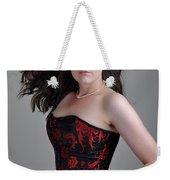 Claire5 Weekender Tote Bag