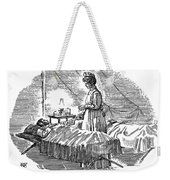 Clara Maass (1876-1901) Weekender Tote Bag