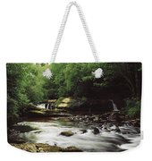 Clare River, Clare Glens, Co Tipperary Weekender Tote Bag