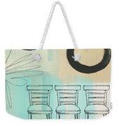 Clarity Weekender Tote Bag