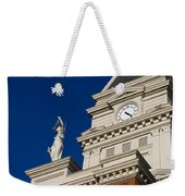 Clarksville Historic Courthouse Weekender Tote Bag