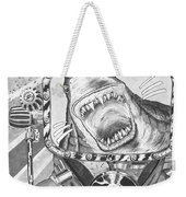Clash With Reality Weekender Tote Bag