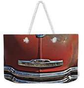 Classic 50s Chevy Weekender Tote Bag