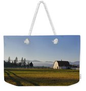 Classic Barn In The Country Weekender Tote Bag