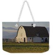 Classic Barn Near Grants Pass Weekender Tote Bag