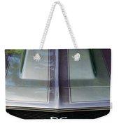 Classic Camaro Ss Hood Cowl Weekender Tote Bag