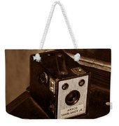 Classic Camera Weekender Tote Bag
