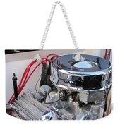 Classic Car Engine Weekender Tote Bag