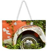 Classic Car Forgotten Weekender Tote Bag
