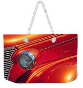 Classic Car Lines Weekender Tote Bag