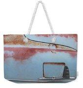 Classic Car Rust 6 Weekender Tote Bag