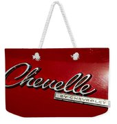 Classic Chevelle Weekender Tote Bag