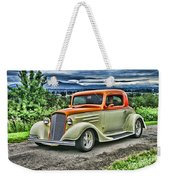 Classic Ford Hdr Weekender Tote Bag