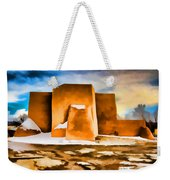 Classic In Abstract Weekender Tote Bag
