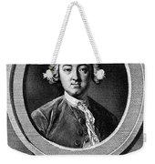 Claude Adrien Helvetius Weekender Tote Bag