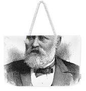 Claus Spreckels (1828-1908) Weekender Tote Bag