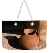 Clay Pot And Shadow Weekender Tote Bag