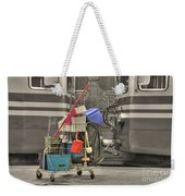 Cleaning Equipment Weekender Tote Bag