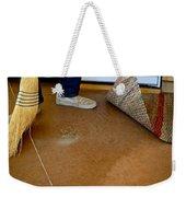 Cleaning House Weekender Tote Bag