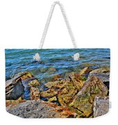Clear Calm Collective  Weekender Tote Bag