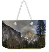 Clearing At Half Dome Weekender Tote Bag
