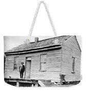 Clemens: Birthplace Weekender Tote Bag