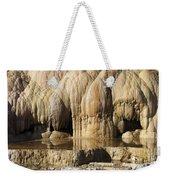 Cleopatra Terrace, Mammoth Hot Springs Weekender Tote Bag