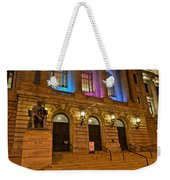 Cleveland Court House Weekender Tote Bag