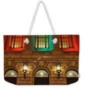 Cleveland Courthouse Weekender Tote Bag