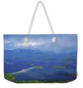 Clew Bay, Co Mayo, Ireland View Of A Weekender Tote Bag