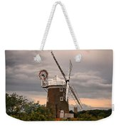 Cley Windmill Weekender Tote Bag by Chris Thaxter