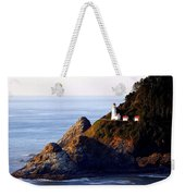 Cliff Dwellers Weekender Tote Bag
