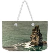 Cliff Of Moher 17 Weekender Tote Bag