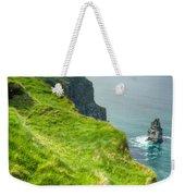 Cliff Of Moher 25 Weekender Tote Bag