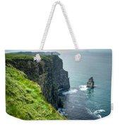 Cliff Of Moher 29 Weekender Tote Bag