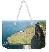 Cliff Of Moher 30 Weekender Tote Bag