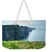 Cliff Of Moher 33 Weekender Tote Bag