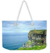 Cliff Of Moher 34 Weekender Tote Bag