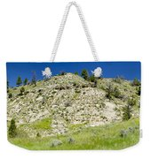 Cliff Side Panorama Weekender Tote Bag